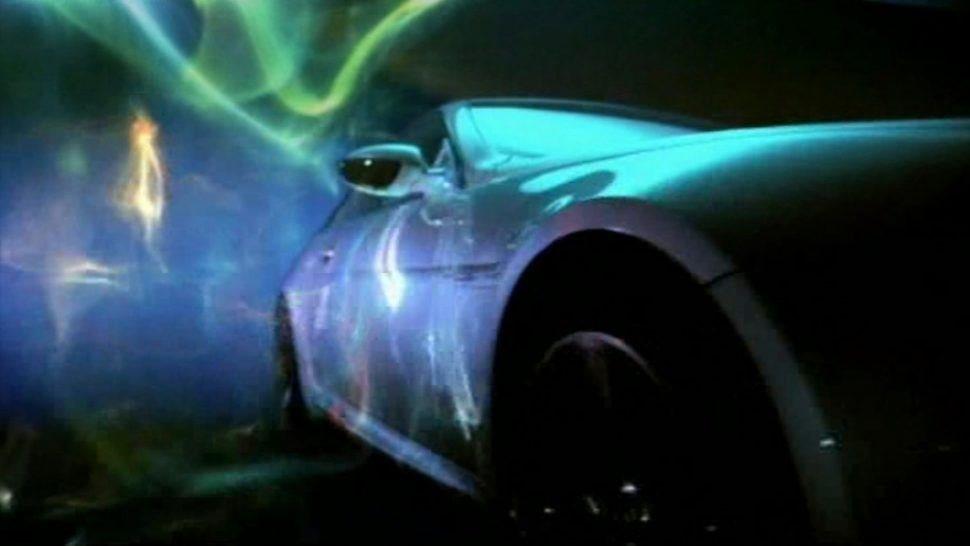 bmw car laser art LCI