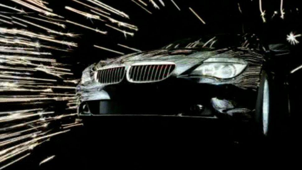 bmw laser effects