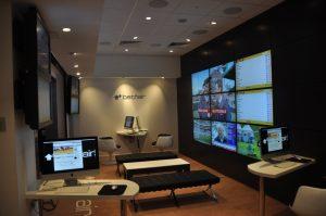 LCI Betfair suite Ascot - AV installation