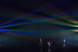woolf works laser ballet