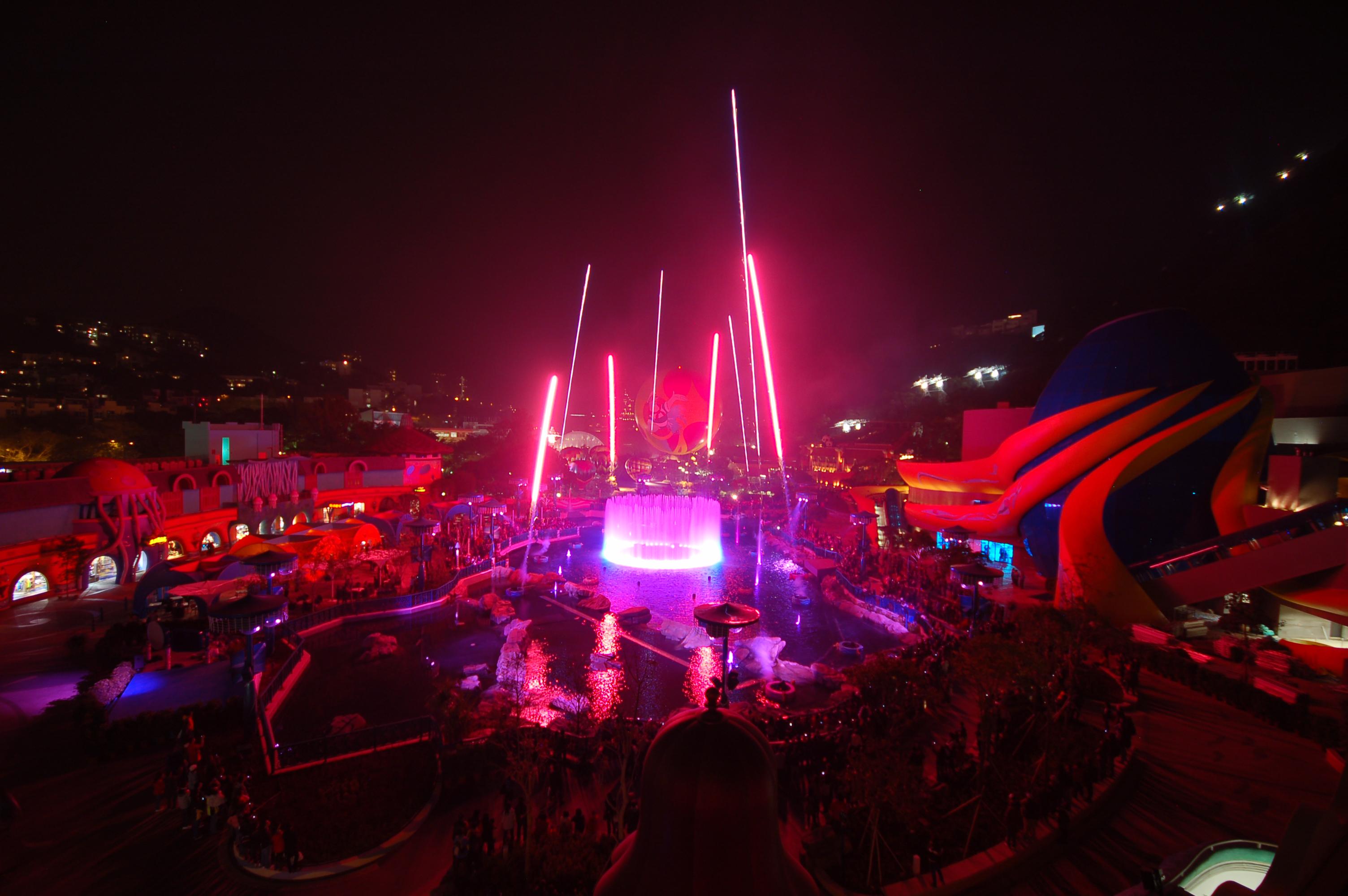 LCI Ocean Park Symbio Show