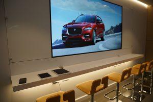Jaguar Land Rover LCI Installation