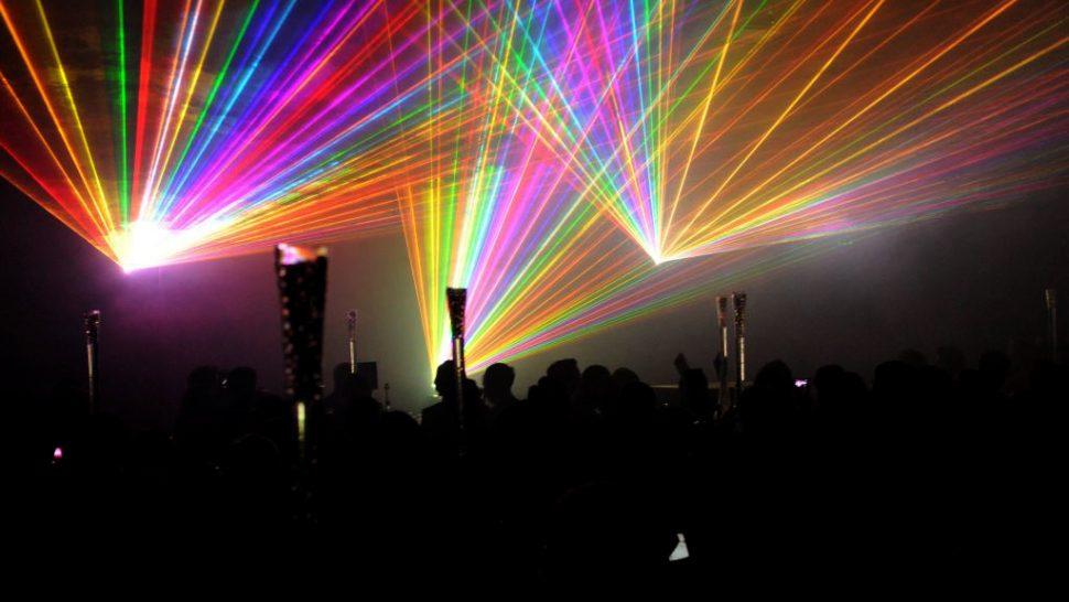 LCI Laser Show