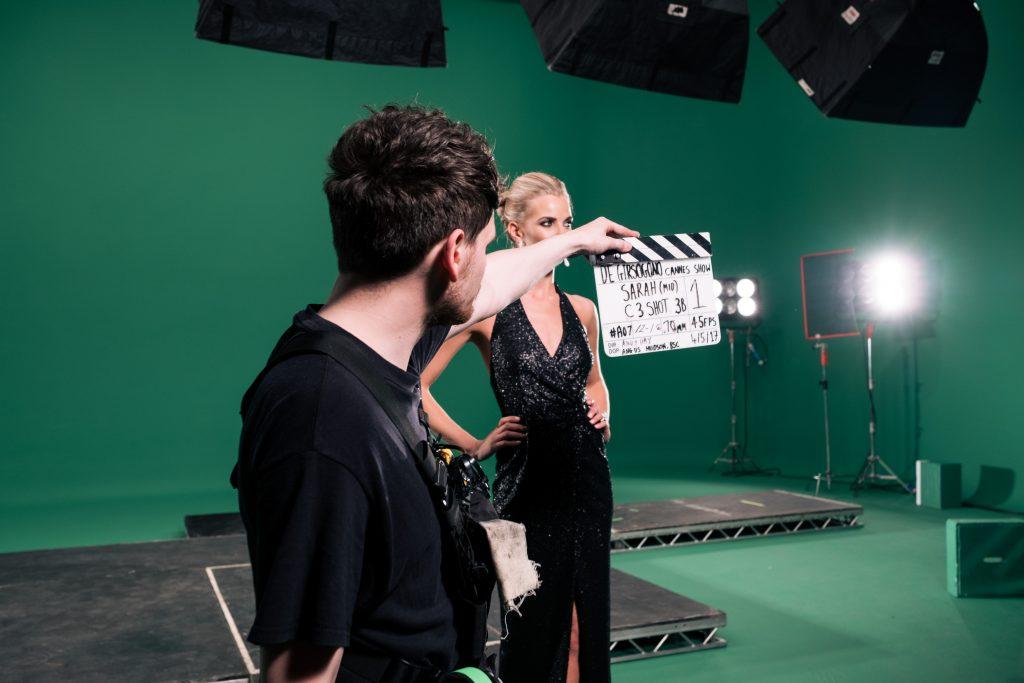 LCI Film shoot