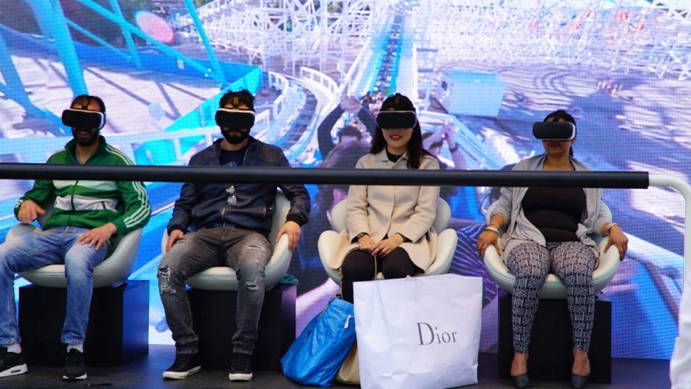 LCI Samsung VR