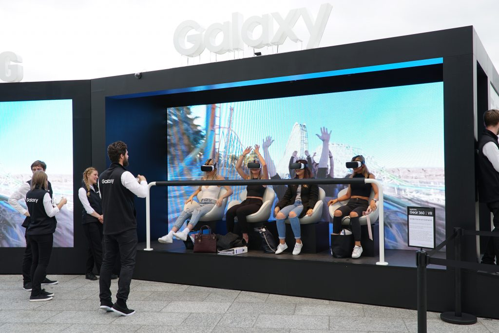 Samsung Gear Vr Experience Lci Productions