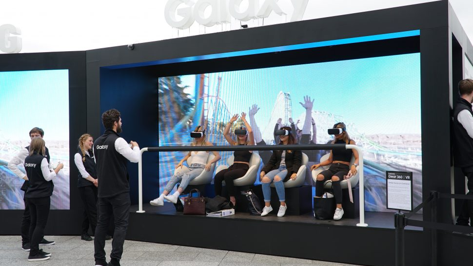 LCI Samsung Gear Experience