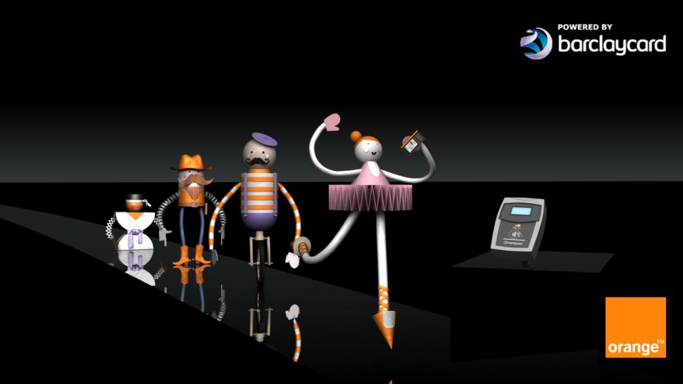 Barclaycard LCI Interactive Game