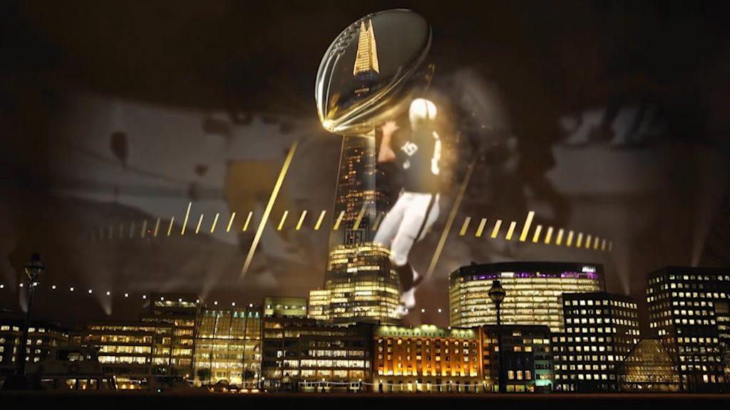 LCI - NFL Superbowl Augmented Reality Hologram