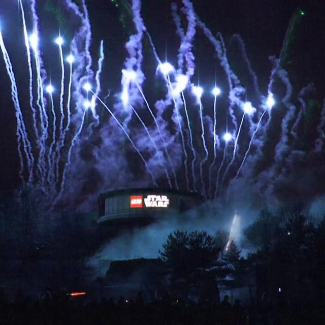 legaland theme park spectacular show